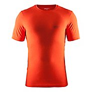 Mens Craft Seamless Touch Tee Short Sleeve Technical Tops