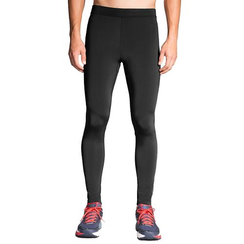 Mens Brooks Go-To Tights & Leggings Pants - Black XS