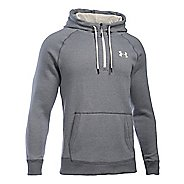 Mens Under Armour Rival Novelty Pullover Hoodie & Sweatshirts Technical Tops