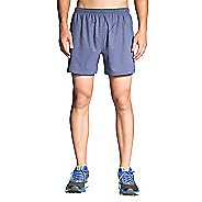 Mens Brooks Sherpa 5in Lined Shorts