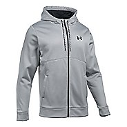 Mens Under Armour Storm Fleece Full Half-Zips & Hoodies Technical Tops