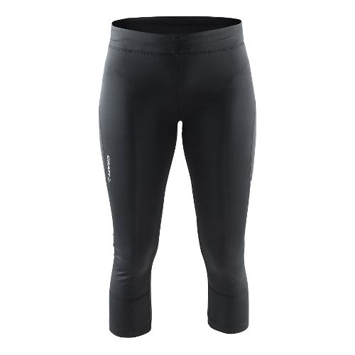 Womens Craft Devotion Capris Pants - Black M