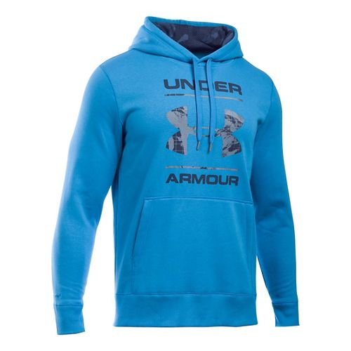 Men's Under Armour�Storm Rival Cotton Graphic Pullover