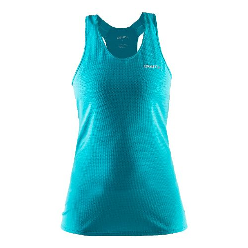 Womens Craft Joy Singlet Sleeveless & Tank Technical Tops - Drop S