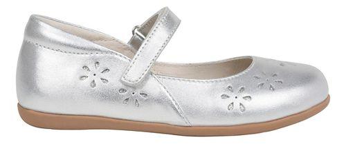 Kids See Kai Run Ginger II Casual Shoe - Silver 12.5C