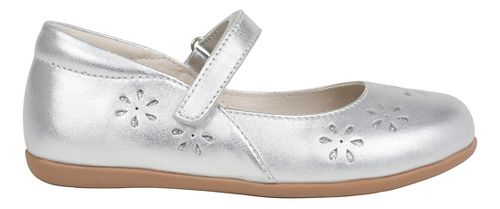 Kids See Kai Run Ginger II Casual Shoe - Silver 1Y