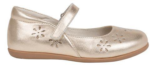 Kids See Kai Run Ginger II Casual Shoe - Gold 11.5C