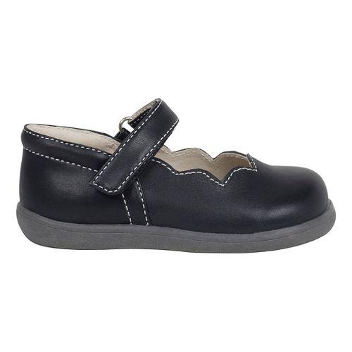 See Kai Run Girls Savannah Casual Shoe - Black 7C