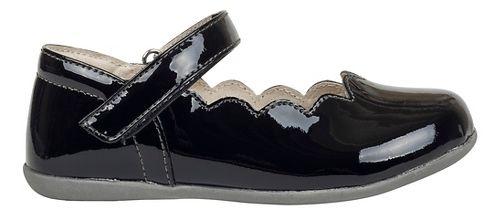 Kids See Kai Run Savannah Patent Casual Shoe - Black Patent 2.5Y