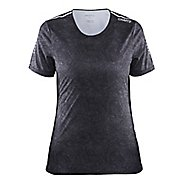 Womens Craft Mind Tee Short Sleeve Technical Tops