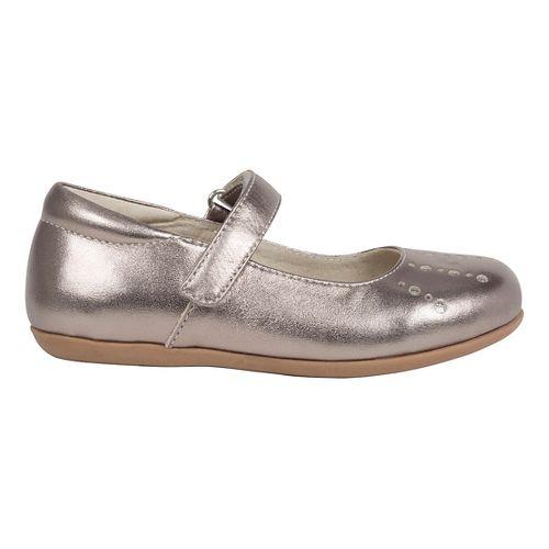 See Kai Run Girls Marta Casual Shoe - Pewter 3Y