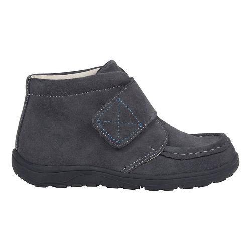 Kids See Kai Run Desmond Casual Shoe - Grey 3Y