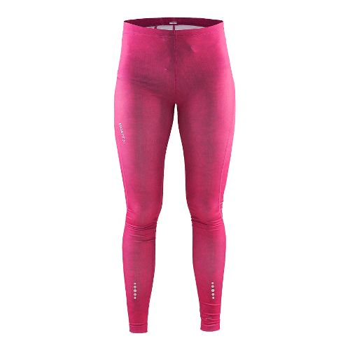 Womens Craft Mind Tights & Leggings Pants - Line Smoothie S