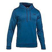 Mens Under Armour Storm Fleece Icon Twist Hoodie & Sweatshirts Technical Tops
