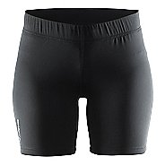 Womens Craft Prime Tights Compression & Fitted Shorts