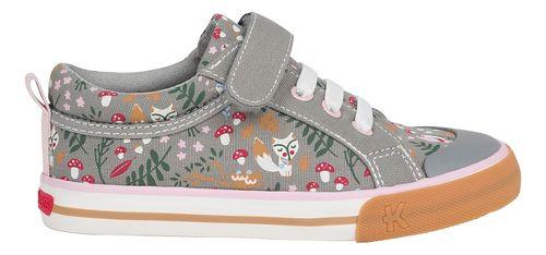 Kids See Kai Run Kristin Casual Shoe - Grey/Woodland 12.5C