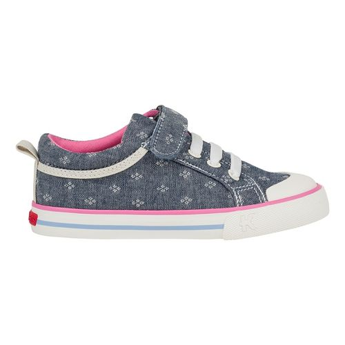 See Kai Run Kristin Casual Shoe - Chambray 12.5C