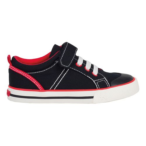 Kids See Kai Run Tanner Casual Shoe - Black 12C