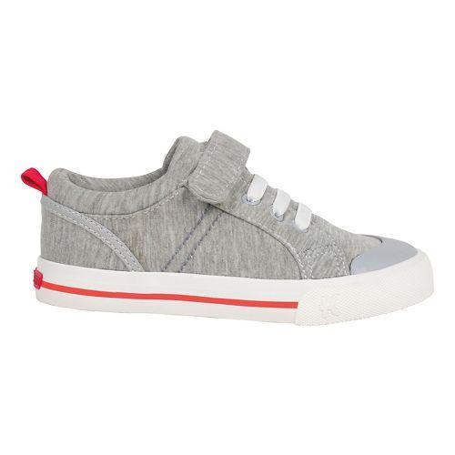 Kids See Kai Run Tanner Casual Shoe - Grey 3Y
