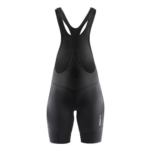 Womens Craft Velo Bib Shorts Triathlon Suits UniSuits - Black L