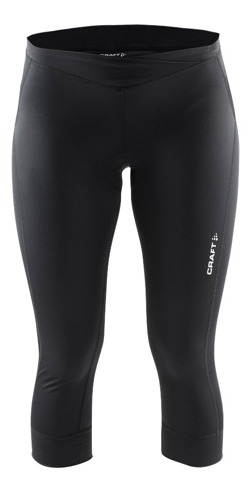 Womens Craft Velo Knickers Capris Pants - Black L