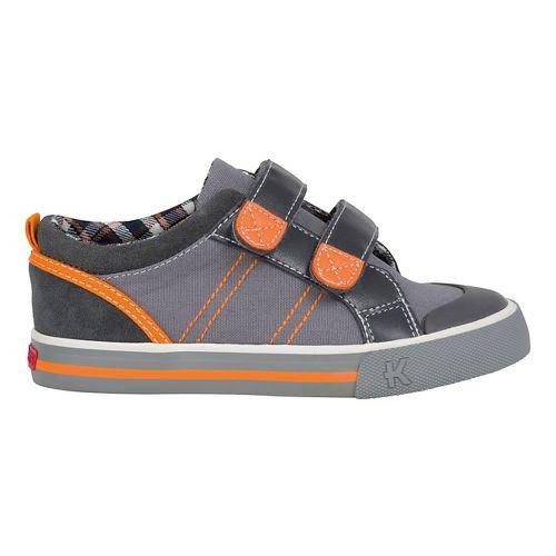 Kids See Kai Run Hess II Casual Shoe - Grey 12C