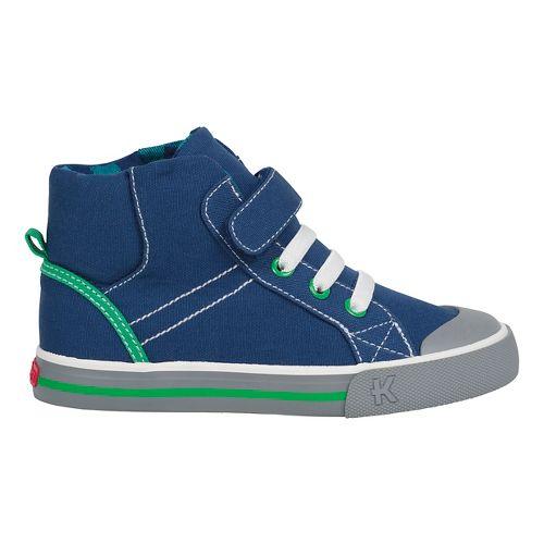 See Kai Run Boys Dane Casual Shoe - Navy 10C