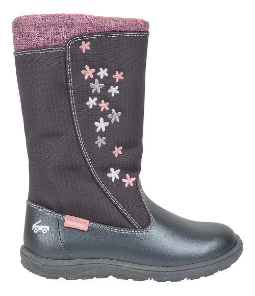 Kids See Kai Run Hallie WP Casual Shoe - Grey 10.5C