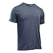 Mens Under Armour Streaker V-Neck T Short Sleeve Technical Tops