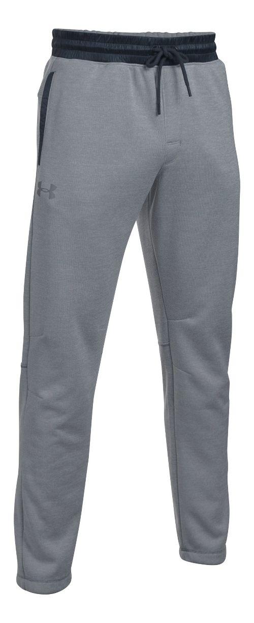 Mens Under Armour Swacket Pants - Steel XXL
