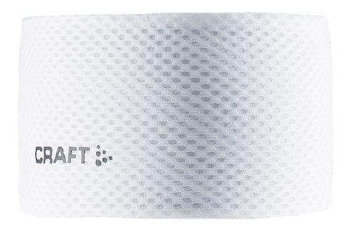 Craft Cool Mesh Superlight Headband Headwear - White S/M