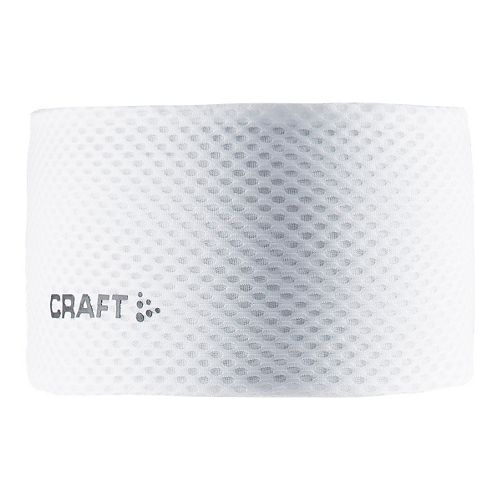 Craft Cool Mesh Superlight Headband Headwear - White L/XL