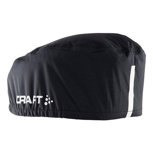 Craft Rain Helmet Cover Headwear - Black S/M