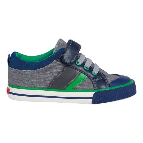 See Kai Run Boys Sammi Casual Shoe - Grey 12C