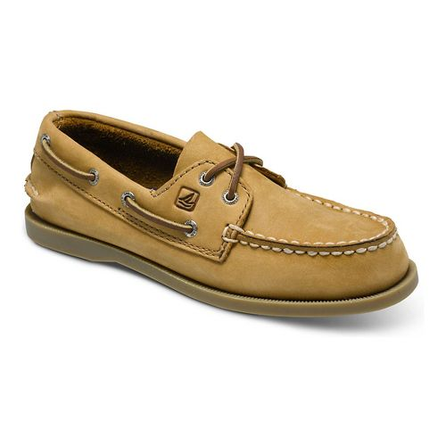 Kids Sperry Authentic Original Casual Shoe - Sahara 10.5C