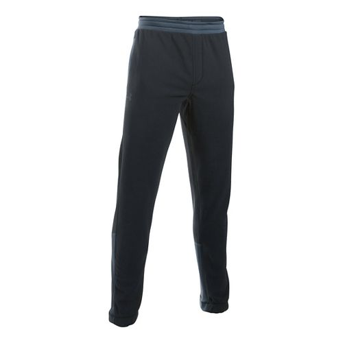 Mens Under Armour The CGI Tapered Pants - Black/Black XLR