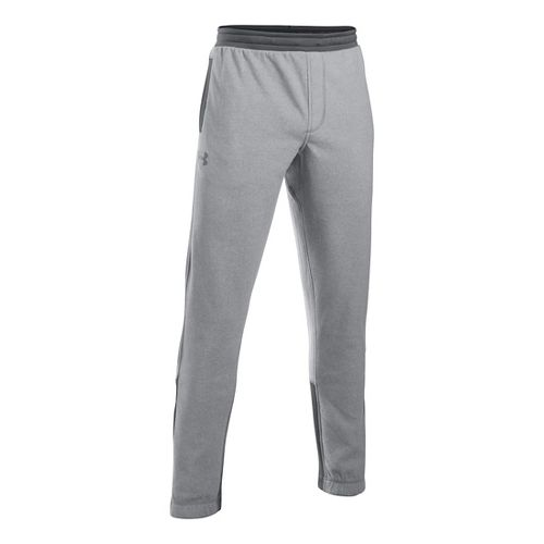 Mens Under Armour The CGI Tapered Pants - Steel/Graphite XXLR