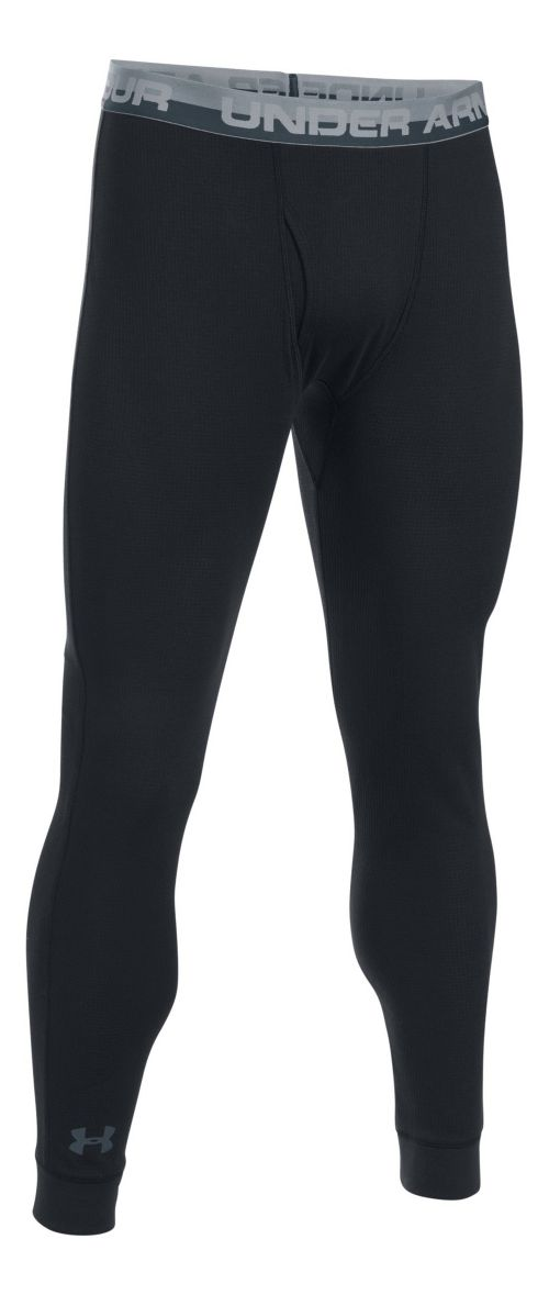 Mens Under Armour Thermal Tights & Leggings Pants - Black M