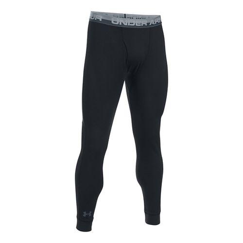 Mens Under Armour Thermal Tights & Leggings Pants - Black M