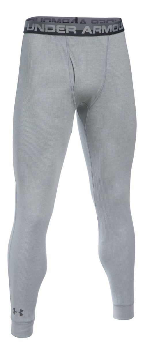 Mens Under Armour Thermal Tights & Leggings Pants - Grey Heather XXL