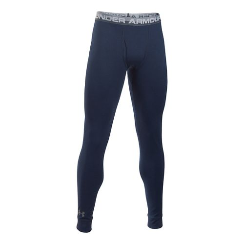 Mens Under Armour Thermal Tights & Leggings Pants - Midnight Navy L