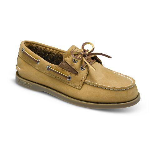 Kids Sperry  Authentic Original Slip On Casual Shoe - Sahara 7.5C