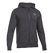 Mens Under Armour Triblend Full-Zip Hoodie & Sweatshirts Technical Tops