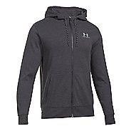 Mens Under Armour Triblend Full-Zip Hoodie & Sweatshirts Technical Tops