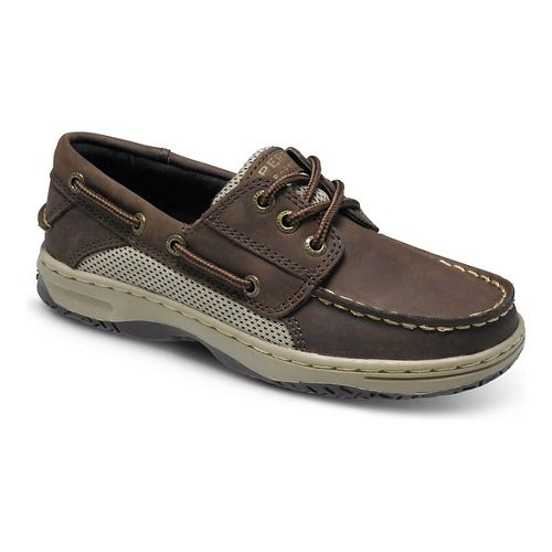 Sperry Top-Sider Billfish Casual Shoe - Chocolate 4Y