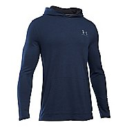 Mens Under Armour Triblend Long Sleeve Jersey Hoodie & Sweatshirts Technical Tops
