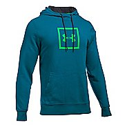 Mens Under Armour Triblend Armour Patch Hoodie & Sweatshirts Technical Tops