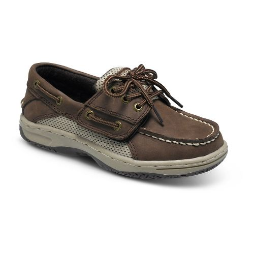 Kids Sperry Billfish A/C Casual Shoe - Chocolate 8C