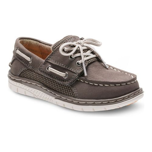 Kids Sperry Billfish Sport Jr Casual Shoe - Truffle 9C