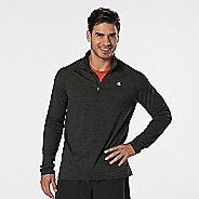 Mens Road Runner Sports In The Zone Half-Zip & Hoodies Technical Tops